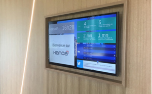 A Nantes, Konnecticut lance l'écran connecté ScreenandCom