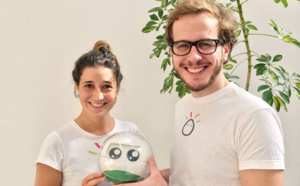 Le petit robot LEKA, compagnon des enfants autistes