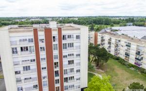 A Angers, Podeliha supervise ses bâtiments avec la solution connectée Qowisio
