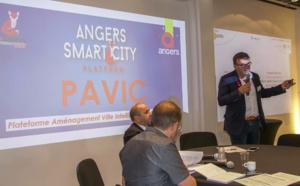 PAVIC Angers au Forum des Villes et Territoires Intelligents