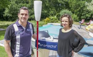 Paranocta®, l'éclairage autonome et connecté qui fait reculer la nuit