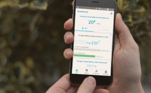 HomeFriend une application vous aider à économiser l'eau