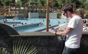En vacances, Osmozis permet de garder le contact
