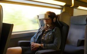 La SNCF fait monter le cinéma immersif à bord de ses trains