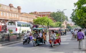 Au Rajasthan le gouvernement met l'accent sur la notion de Smart City