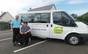 « Dep'Handi Car » facilite le quotidien des handicapés
