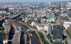 Avec HERE Technologies, Hambourg fait un grand pas vers la mobilité intelligente