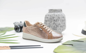 Le Groupe Eram présente trois chaussures connectées au World Electronics Forum