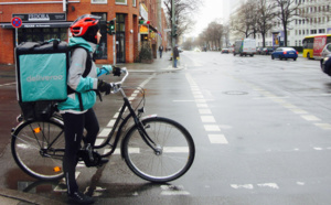 «Speed» de Velair, un vélo taillé pour les coursiers.