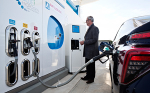 Mobilité: des véhicules en libre service qui vont carburer à l'éolien