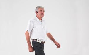 Walk fait marcher les seniors souffrant de troubles de motricité
