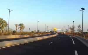 Le Sénégal investit dans l'éclairage solaire français.