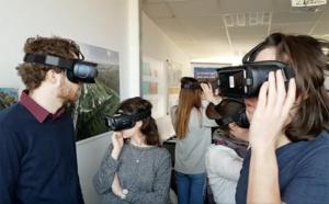 A Orléans, les stations d'épuration se visitent en réalité virtuelle