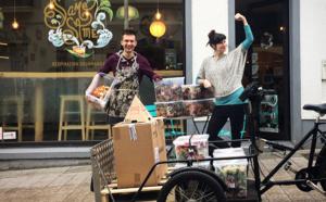 Cocycler collecte et valorise les bio-déchets des restaurants