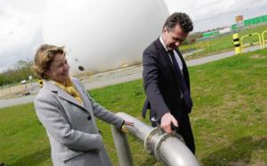 Transition énergétique : Angers mise sur le biogaz