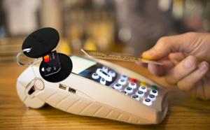La FinTech Anytime propose un porte-clés de paiement sans contact.