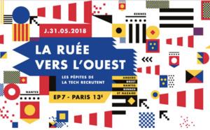 Filière numérique: les métropoles du Grand Ouest veulent débaucher les talents parisiens