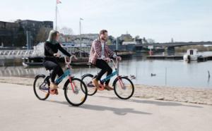 Mobilité: Angers accueille un deuxième opérateur de vélos en accès libre