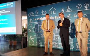 Mobilité: Issy-les-Moulineaux récompensée pour son concept de parkings en open data