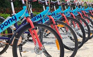 Adopte un Pony, le nouveau concept de l'opérateur de vélos Pony Bikes