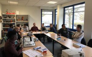 A côté d'Angers, Veolia ouvre une nouvelle formation d'alternants techniciens des eaux