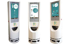 Charlie, le robot de santé qui rassure les patients, au CES de Las Vegas