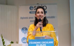 Économie circulaire : Brune Poirson veut faire entrer la France dans le XXIe siècle