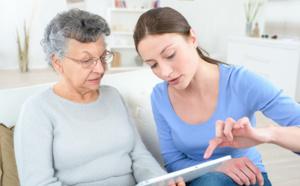 Ordimemo Ensõ, une tablette qui simplifie la vie des seniors et de leurs proches