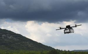 En montagne, la Poste va livrer certains colis par drone
