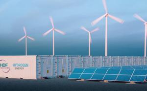Première mondiale : une usine de fabrication de piles à hydrogène forte puissance s'installe en France