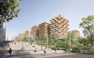 Jeux Olympiques Paris 2024 : un Village des athlètes « écolo », alimenté en énergies locales et renouvelables