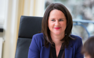 Gouvernance de France Urbaine : Johanna Rolland, Maire de Nantes, élue présidente