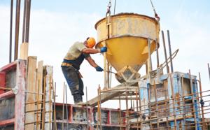 Construction : un ciment vert pour réduire l'empreinte carbone, pas vraiment vert