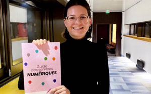 Angers :  un guide pour favoriser l'inclusion numérique