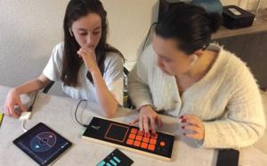 Joué Play, l'instrument de musique connecté qui favorise le lien social entre les jeunes publics