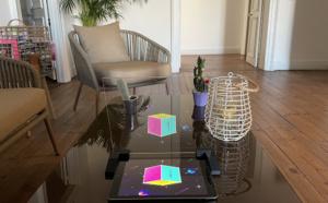 Des hologrammes pour apprendre les maths en s'amusant