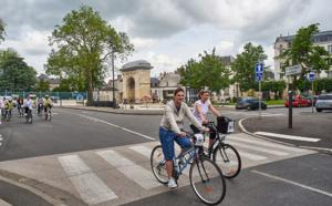 Nevers Agglo encourage le déplacement à vélo