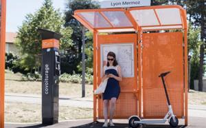 Ecov, startup du covoiturage en France, investit dans l'étude des flux de voiture.