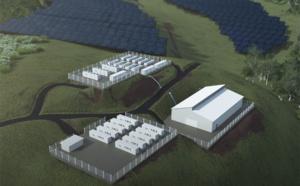 Hydrogène de France lance la construction de la plus grande centrale hydrogène-électrique au monde