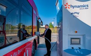 Auxerre inaugure la plus grande station de production d'hydrogène en France
