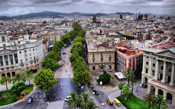 A Barcelone, les citoyens contribuent à l'amélioration de leur cadre de vie