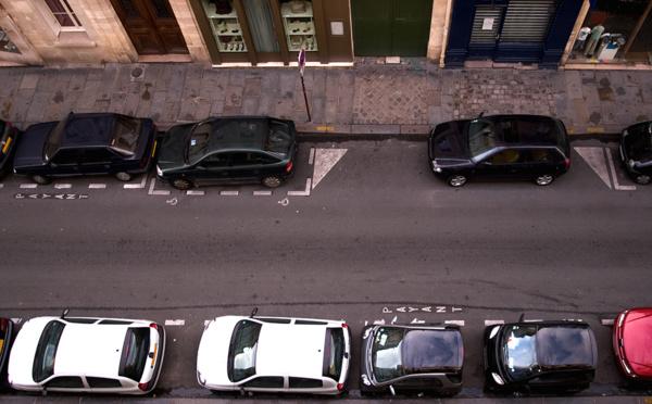 Avec ParkingMap, les villes peuvent désormais visualiser et analyser le stationnement