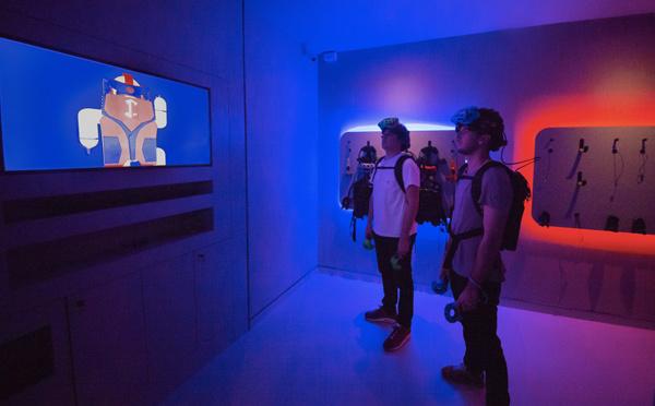 Avec Illucity, la réalité virtuelle va avoir son premier parc d'aventures
