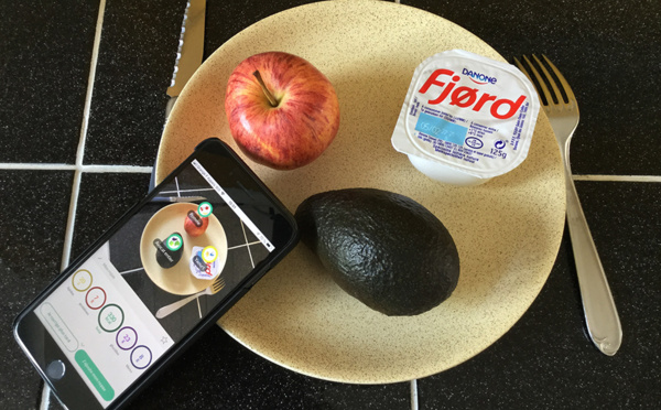 Foodvisor : mieux manger grâce à l'intelligence artificielle