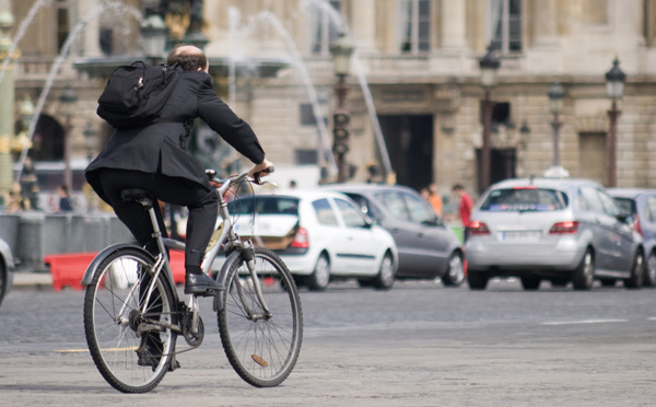 Vélo dans la ville, où en sommes-nous ?
