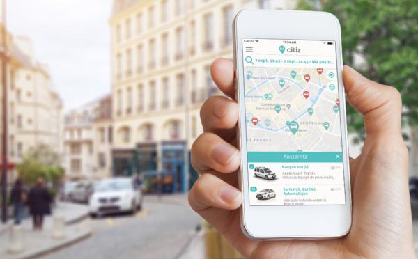 Citiz co-construit l'autopartage avec les collectivités territoriales