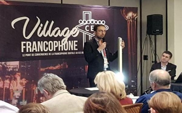 CES 2020 : Ville Intelligente Mag au cœur du Village Francophone