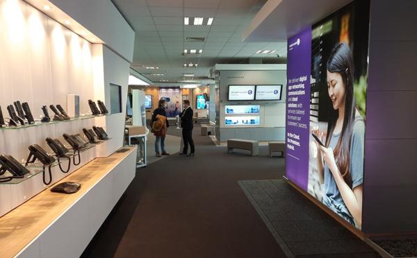 Alcatel-Lucent Enterprise nous ouvre les portes de son arc-en-ciel de solutions collaboratives