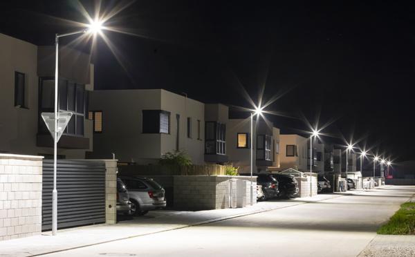 Le nantais LACROIX accompagne les collectivités vers la technologie LED